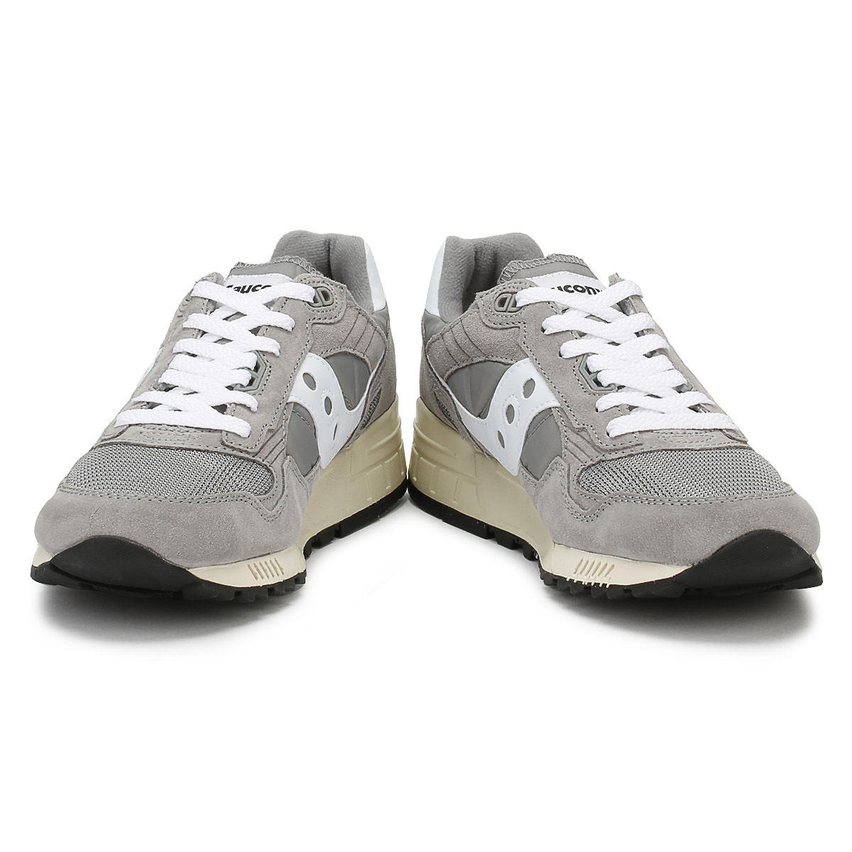 Saucony   Herren Trainers Grau Shadow 5000 Vintage Vintage Vintage Sport Casual Schuhes b76743