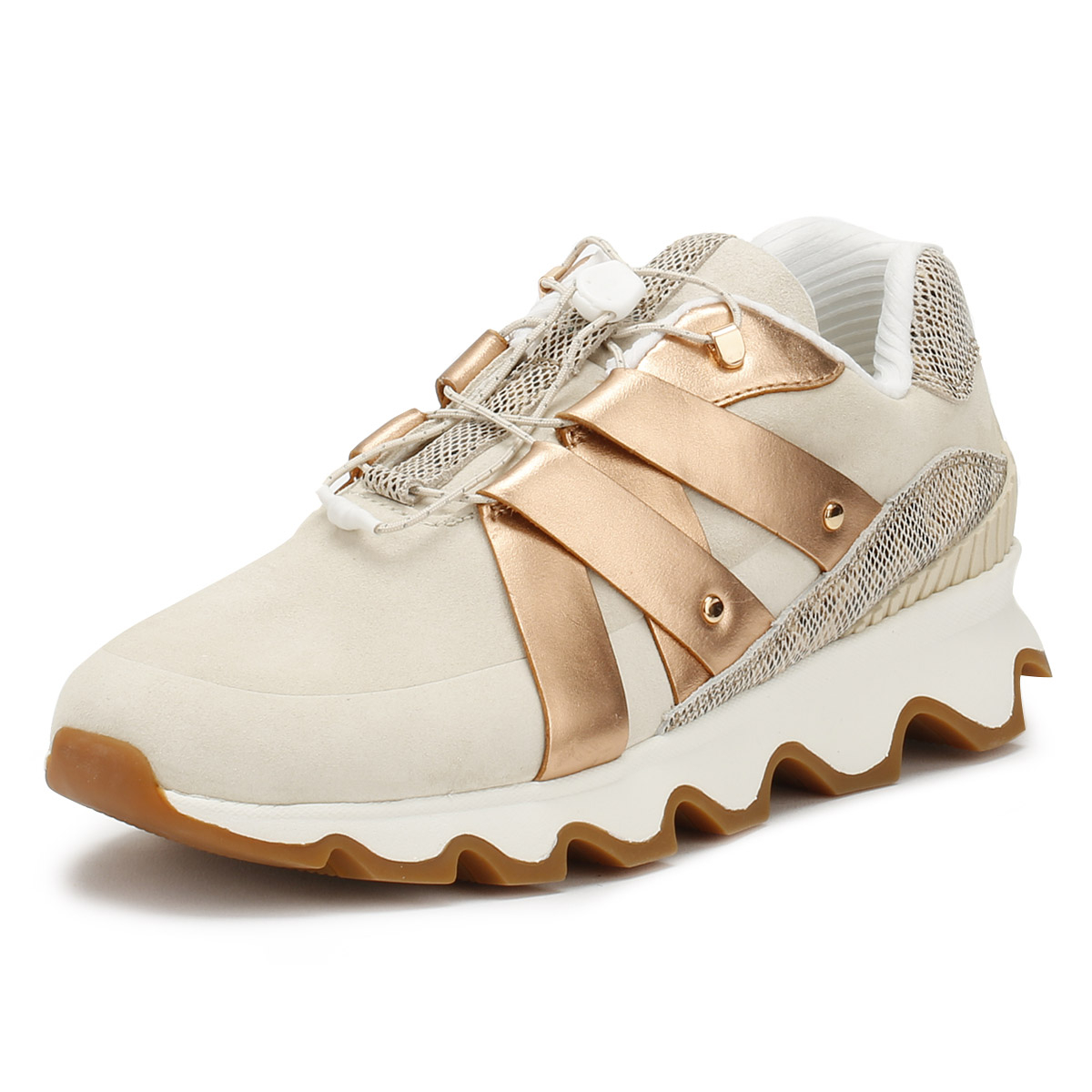sorel Womens Natural Beige Kinetic Speed Trainers Best Wholesale For Sale Fashionable 2018 Online Prices Cheap Online Cheap Affordable V5SGHX