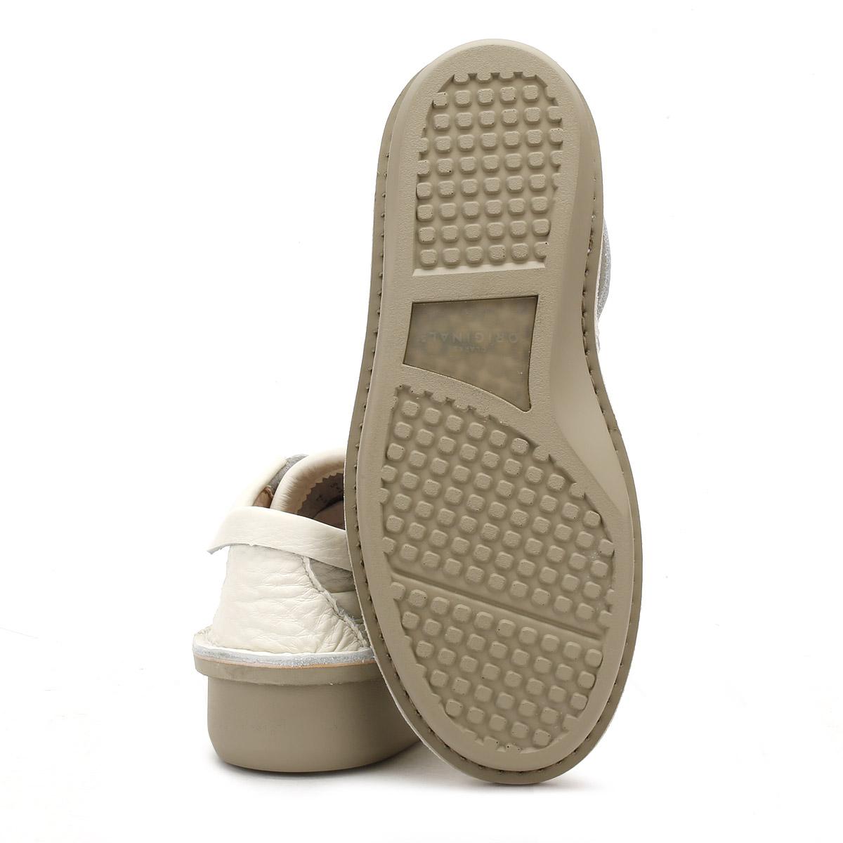 Clarks Da Uomo Bianco Pelle Oswyn Lo Scarpe, Lacci Casual Scarpe Da Ginnastica Classico Scarpe classiche da uomo
