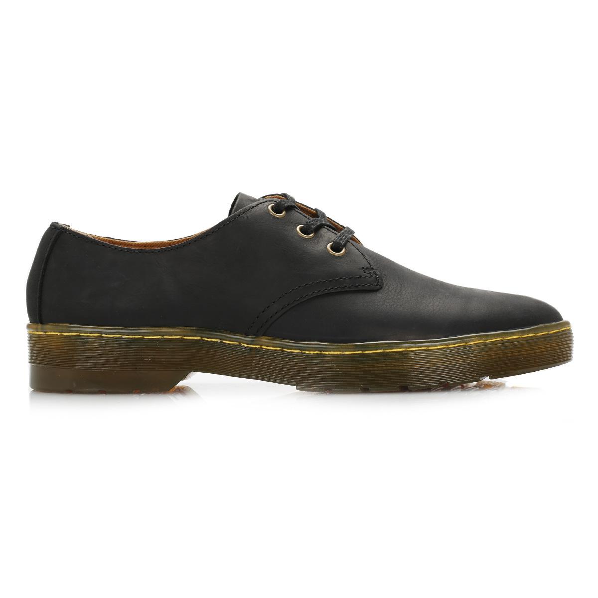 Dr. Martens Mens Casual Shoes Black Cruise Coronado ...