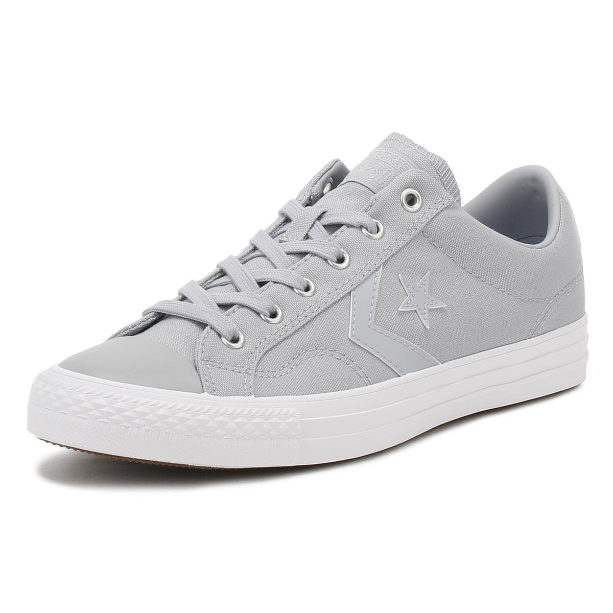 6a8fe8c70a3e ... ox suede 02a28 05c5b  best converse mens grey star player trainers  canvas casual aaa97 30481