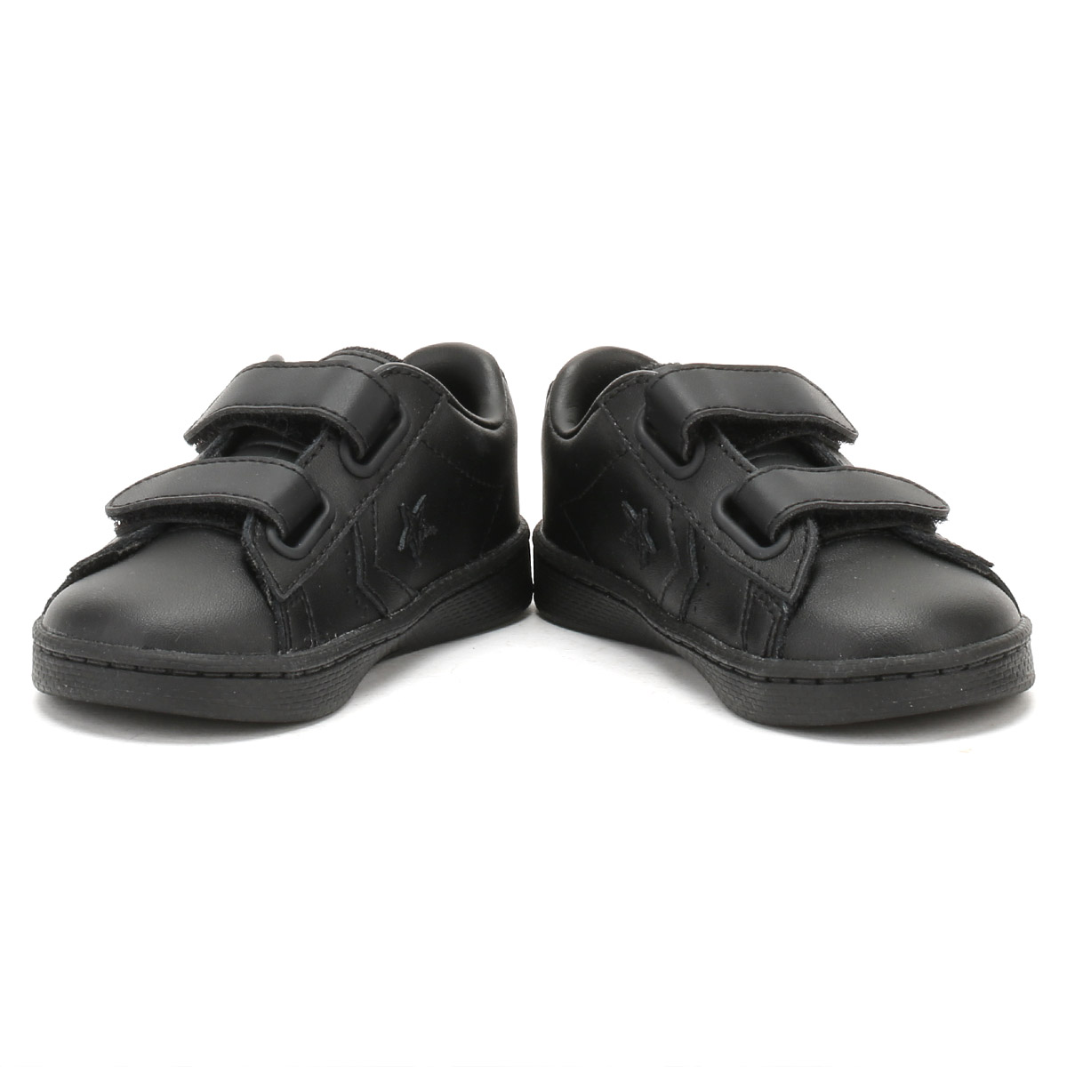0e1ac6739edd6 Converse Infants Black PL  76 2v Ox Trainers Size 6 - 10 UK 7 Infant ...
