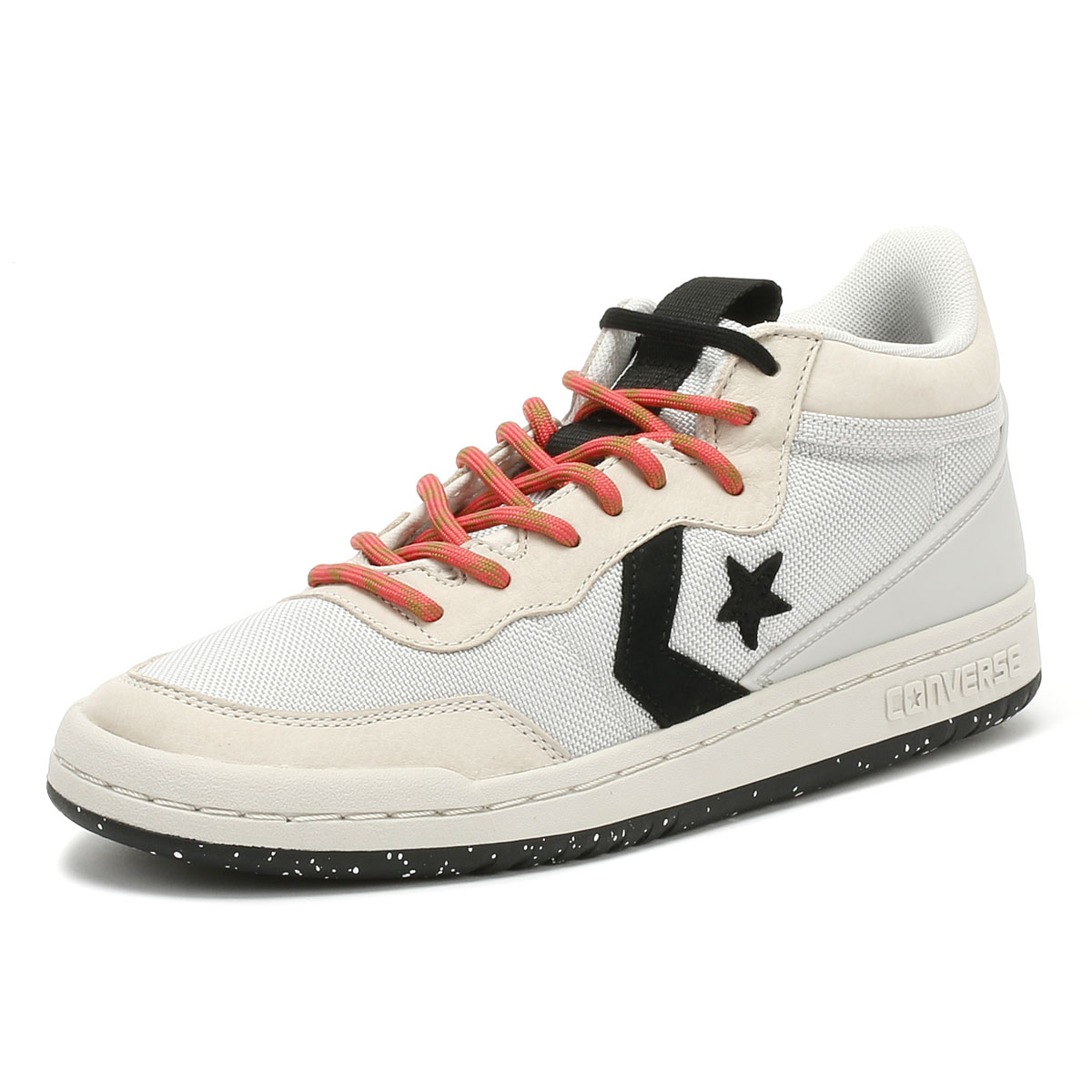 118784e90ee8ed Details about Converse Fastbreak Mens Trainers Pale Putty Mid Sport Casual  Skate Shoes