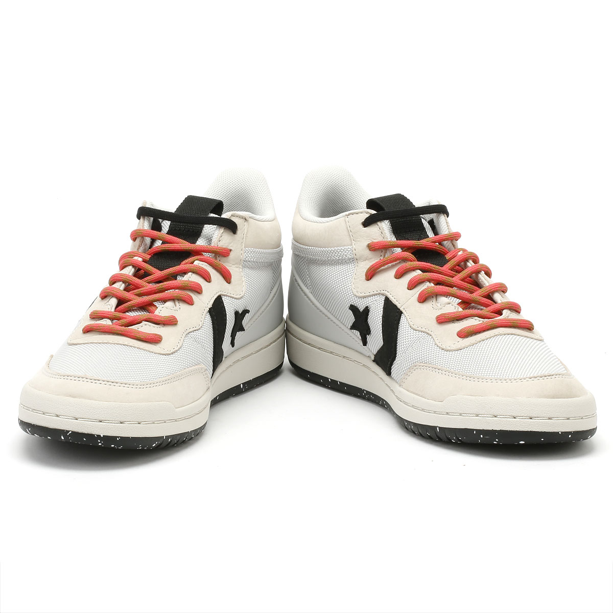 Converse Fastbreak Mens Trainers Pale Putty Mid Sport Casual Skate Shoes 4e3f6bf43