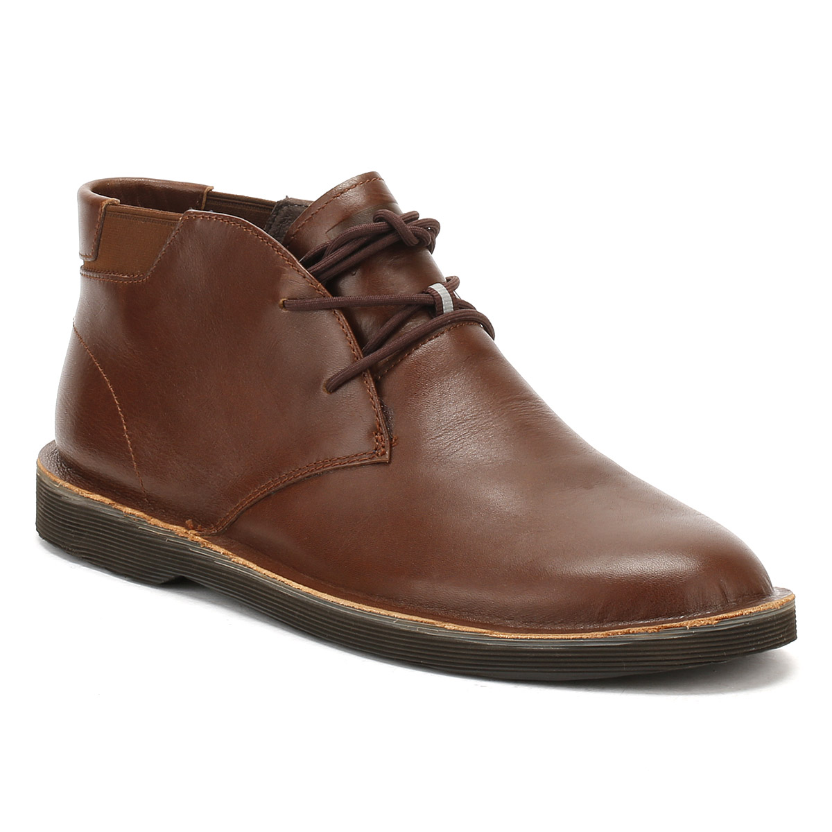 Camper Hombre Hombre Hombre Morrys Desert botas, Lace Up Leather Smart Casual Ankle Zapatos 6ee60a