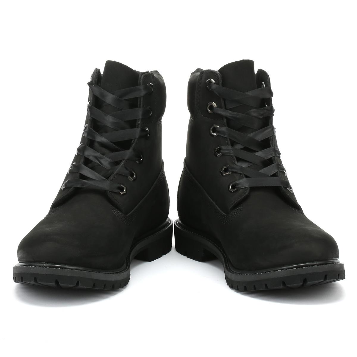 6 INCH PREMIUM Winter boots black