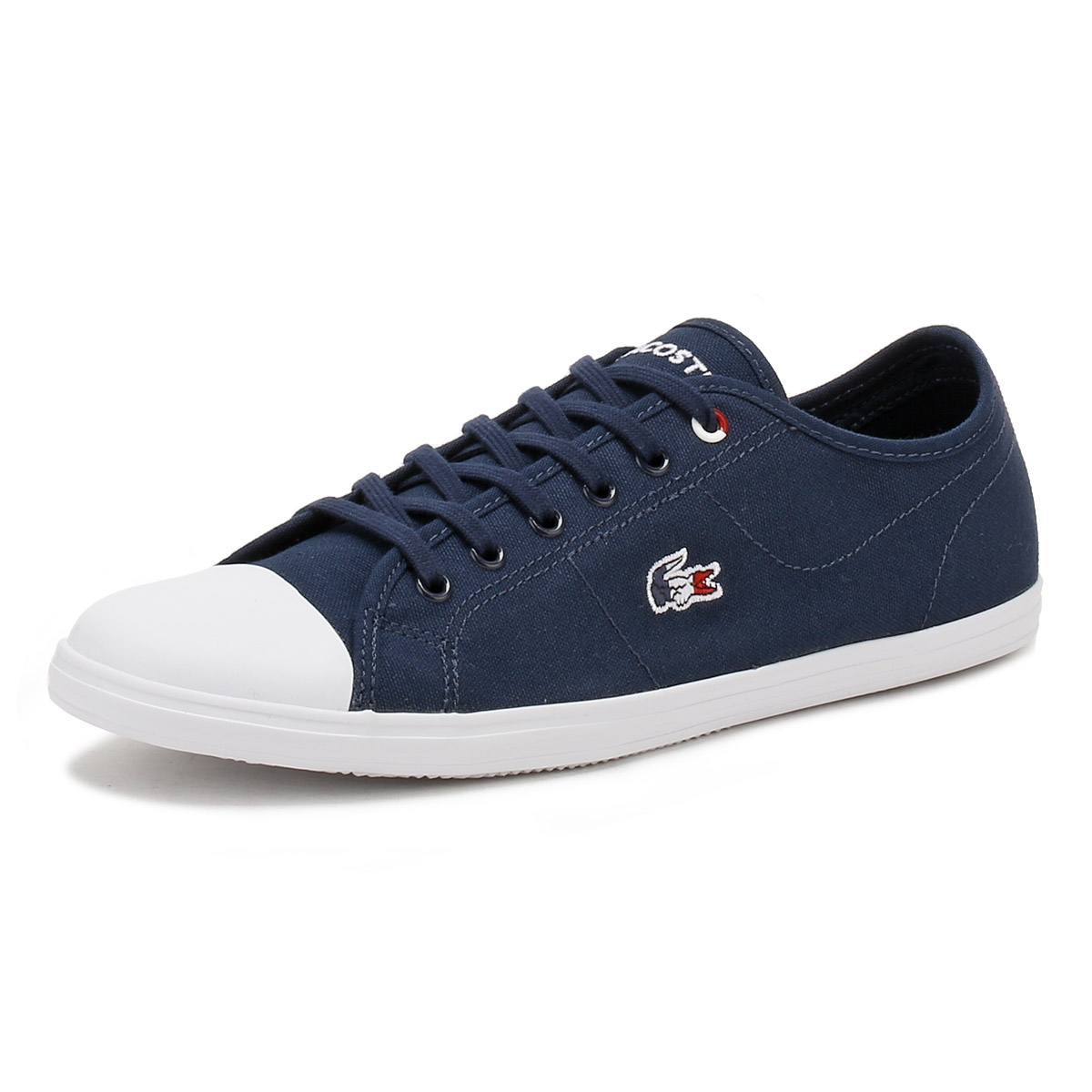 Lacoste-Womens-Trainers-Navy-or-White-Ziane-317-