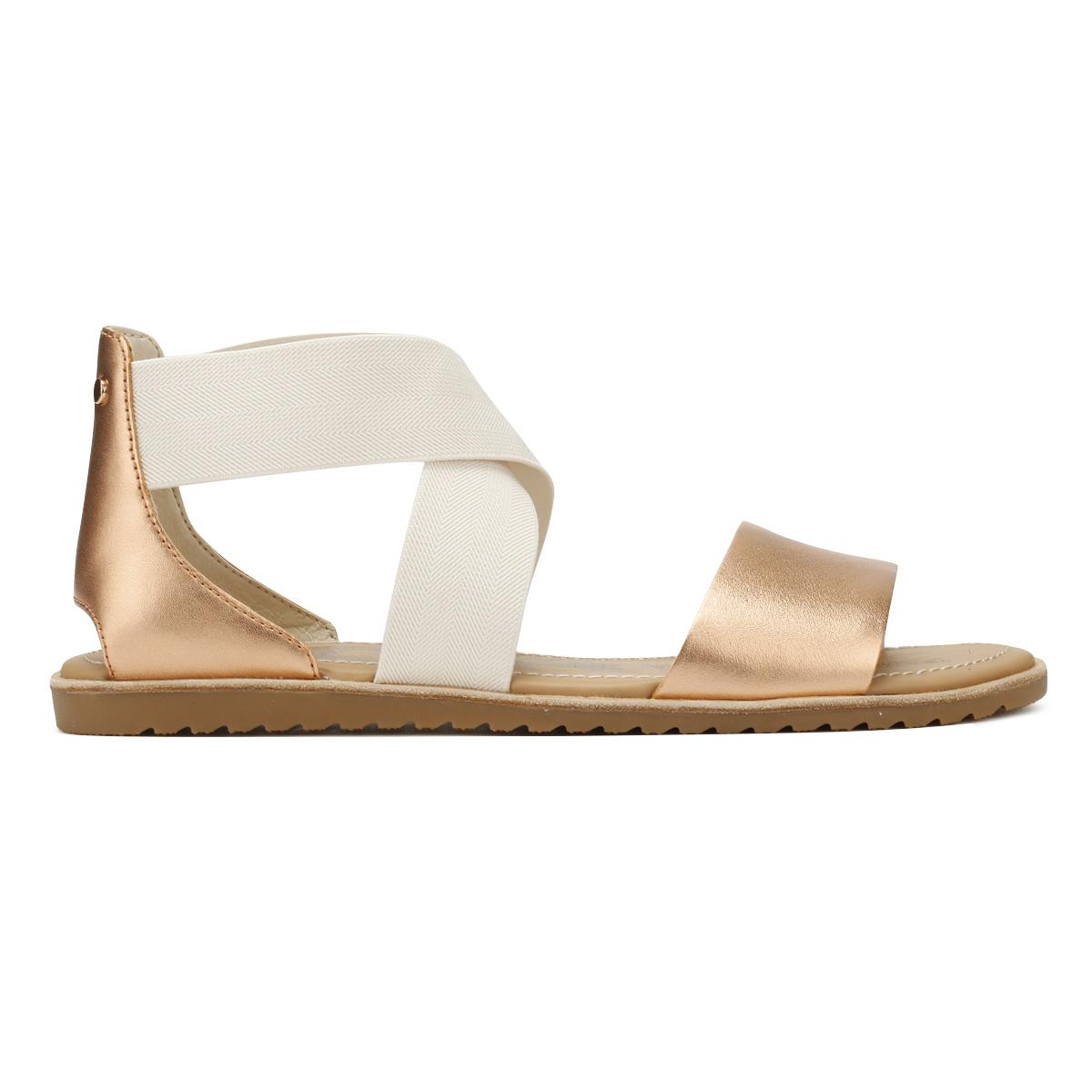 5e6526e0297db Sorel Womens Natural Beige Ella Sandals Ladies Summer Beach Casual ...