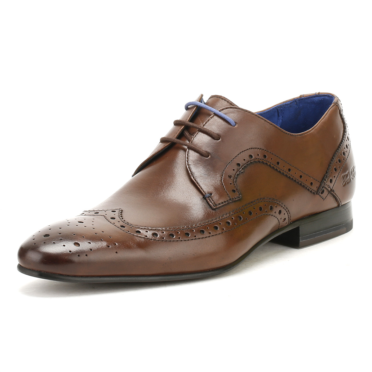 Mens Oakke Brogues Ted Baker