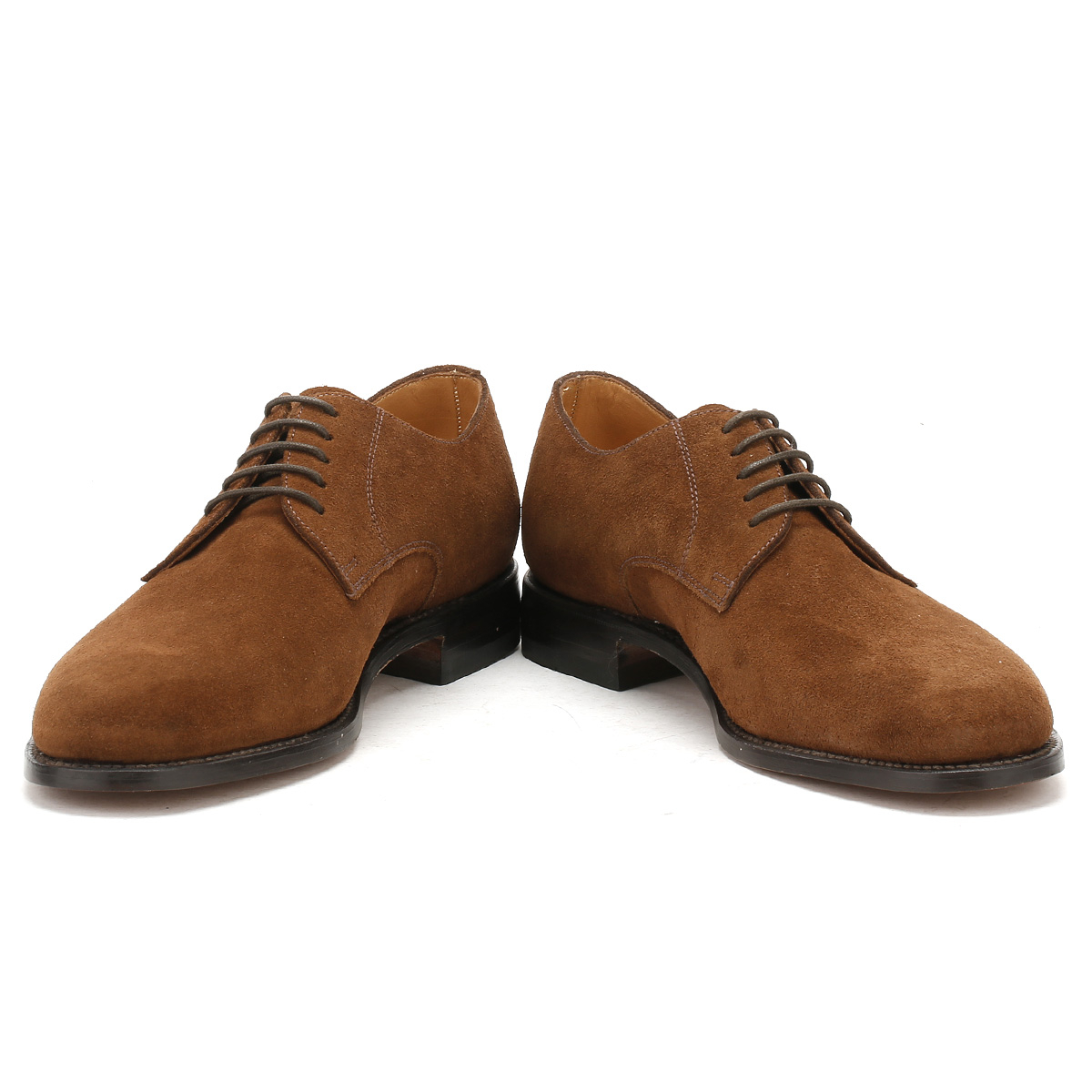 Marron Derby Homme Chaussures Loake 205 FpSvcq