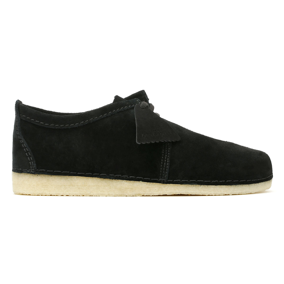 Black Originals Up Lace Clarks Ashton casuales zapatos Suede Mens PAxBq