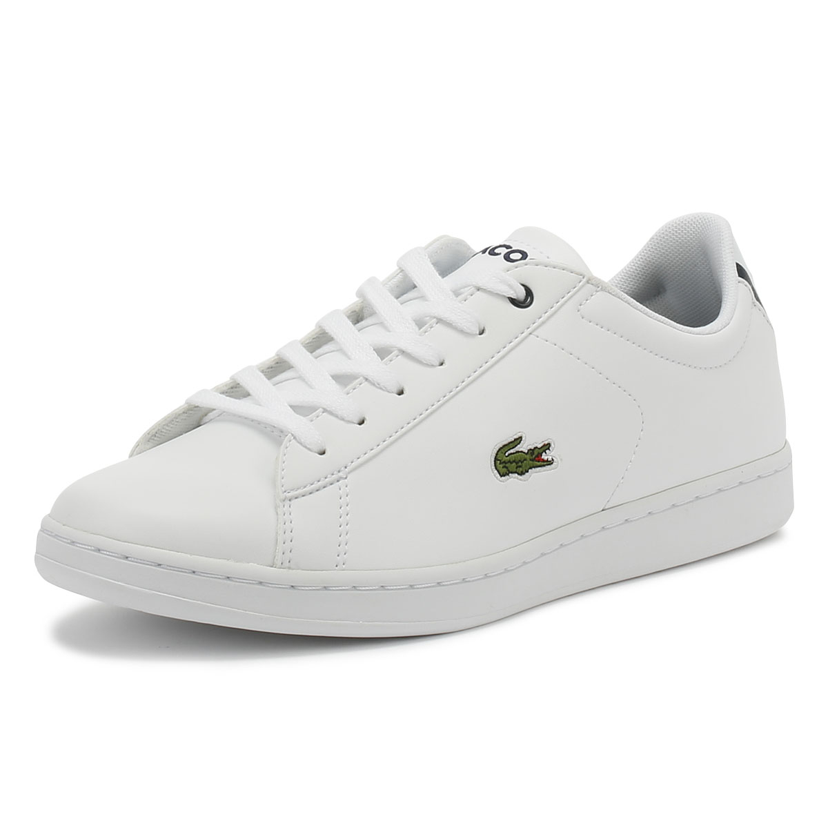 Navy Trainers Kids Sport Casual Shoes