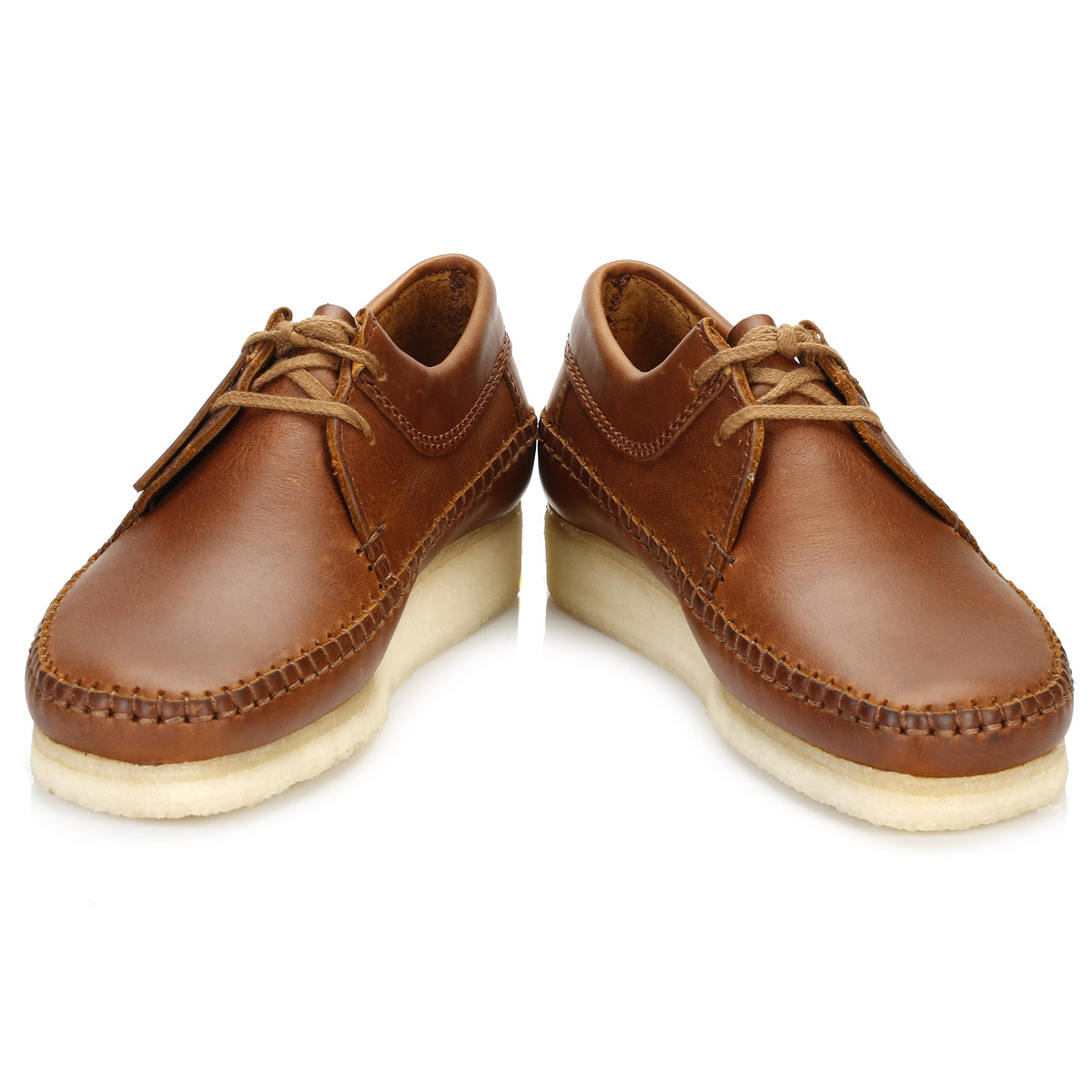 Clarks Boys Leather Shoes