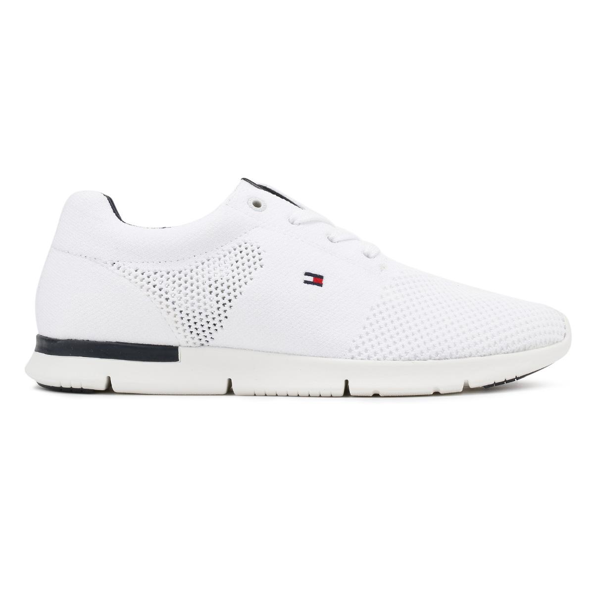 Zapatos blancos con cordones vintage Tommy Hilfiger Sport para hombre zNEiw5Rnk