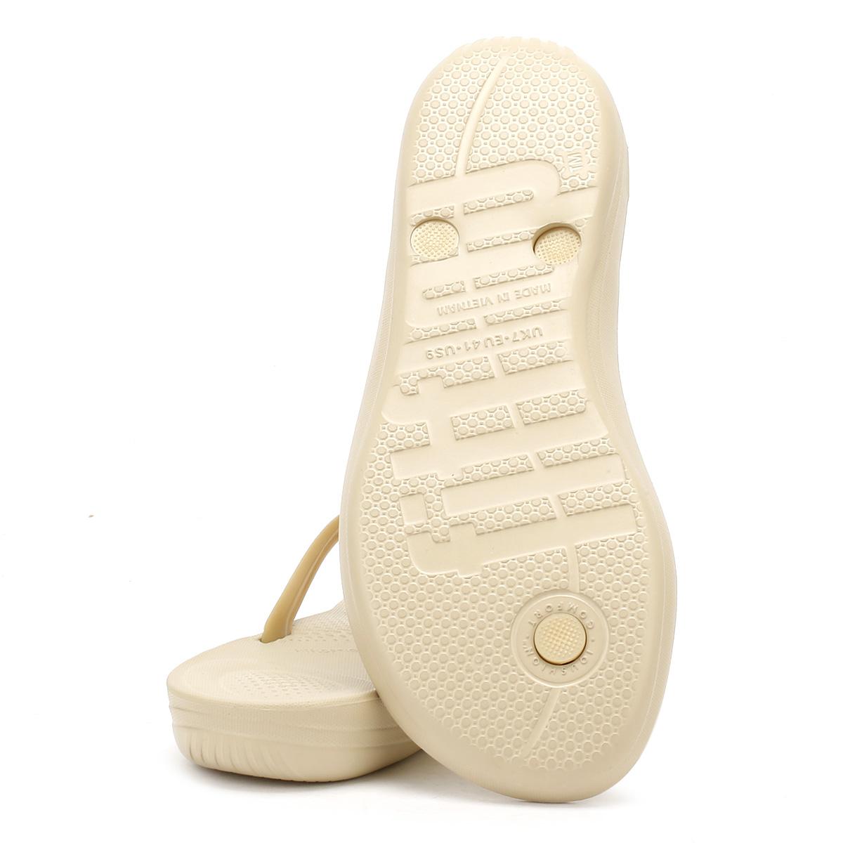 Fitflop-Femme-iqushion-ergonomique-Tongs-4-couleurs-Ete-Plage-Chaussures