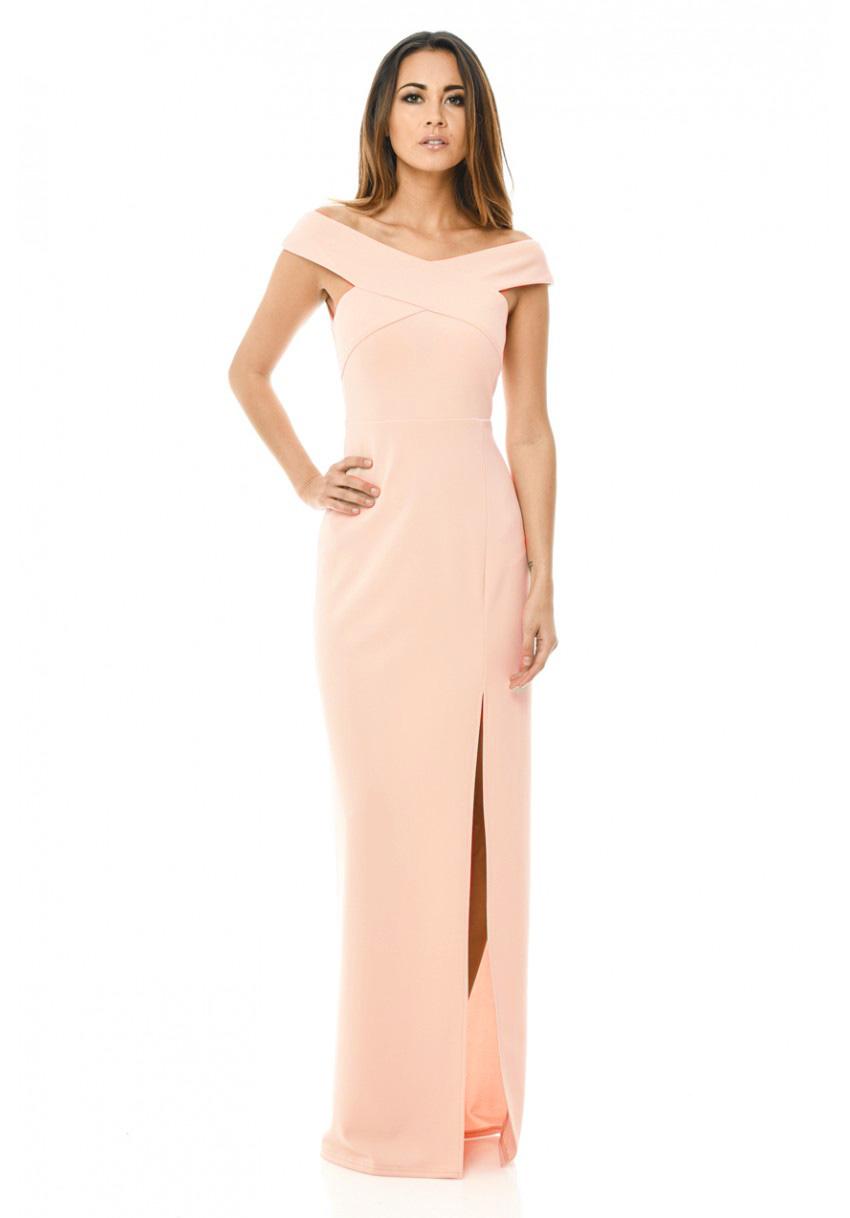 8ddae028666 AX Paris Womens Blush Maxi Dress