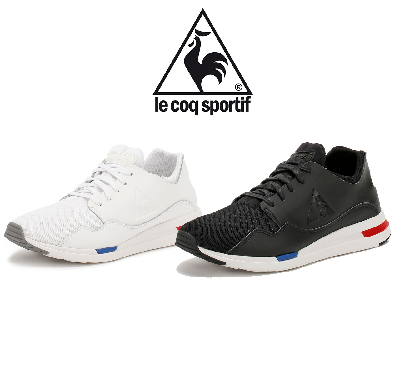 LCS R PURE LEATHER/MESH - FOOTWEAR - Low-tops & sneakers Le Coq Sportif xIZOfsa1