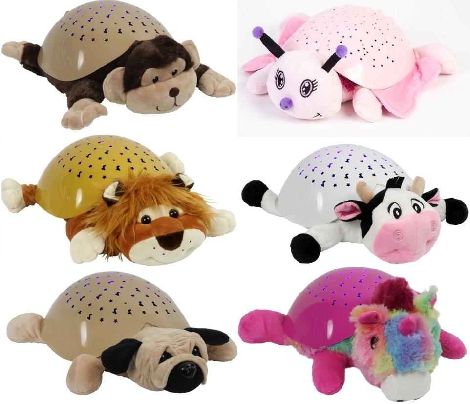 Kids Pillow Pet Night Light Christmas Gift Animal Lites Cuddly Plush Toy Doll eBay
