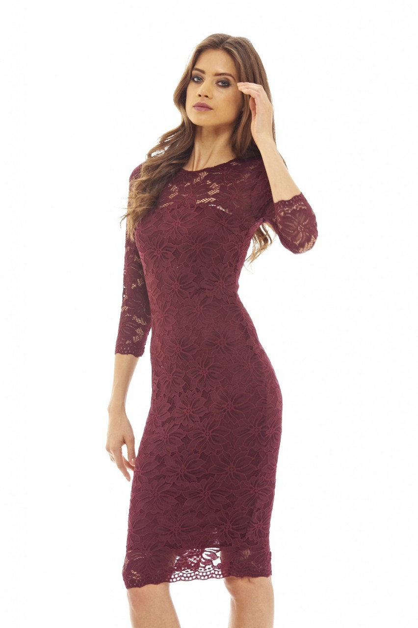 Knitted Bodycon Dress Ebay