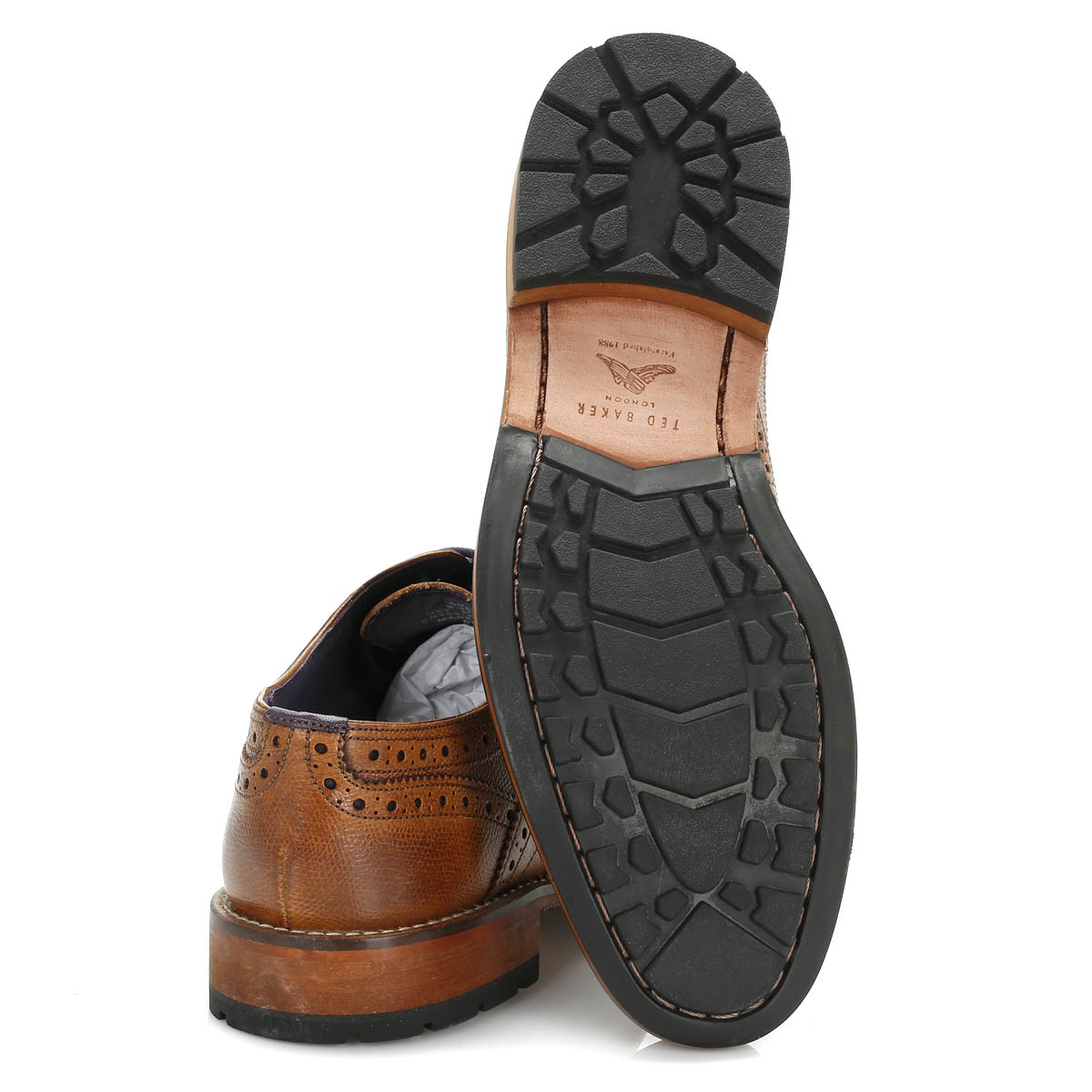 Mens Ted Baker Tan Guri  Shoes