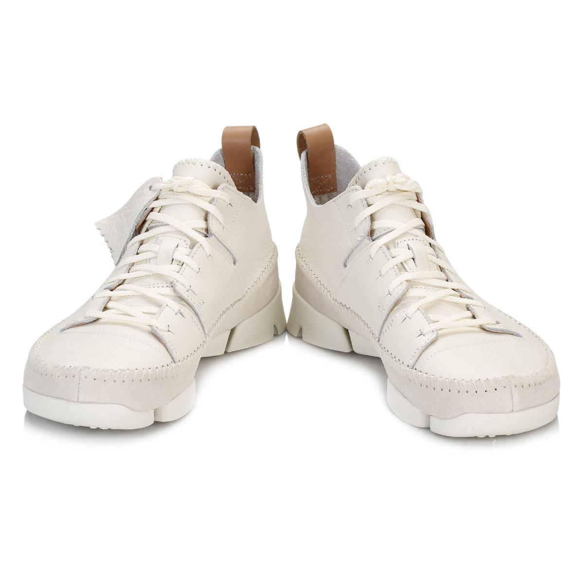 Clarks Trigenic 3 Flex Pour Homme Baskets, 3 Trigenic couleurs Nubuck ou Cuir, Chaussures de loisirs- 50fe86