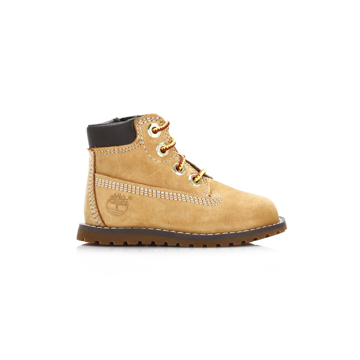 Timberland Toddler Boots Black Nubuck 6 Quot Premium Pokey