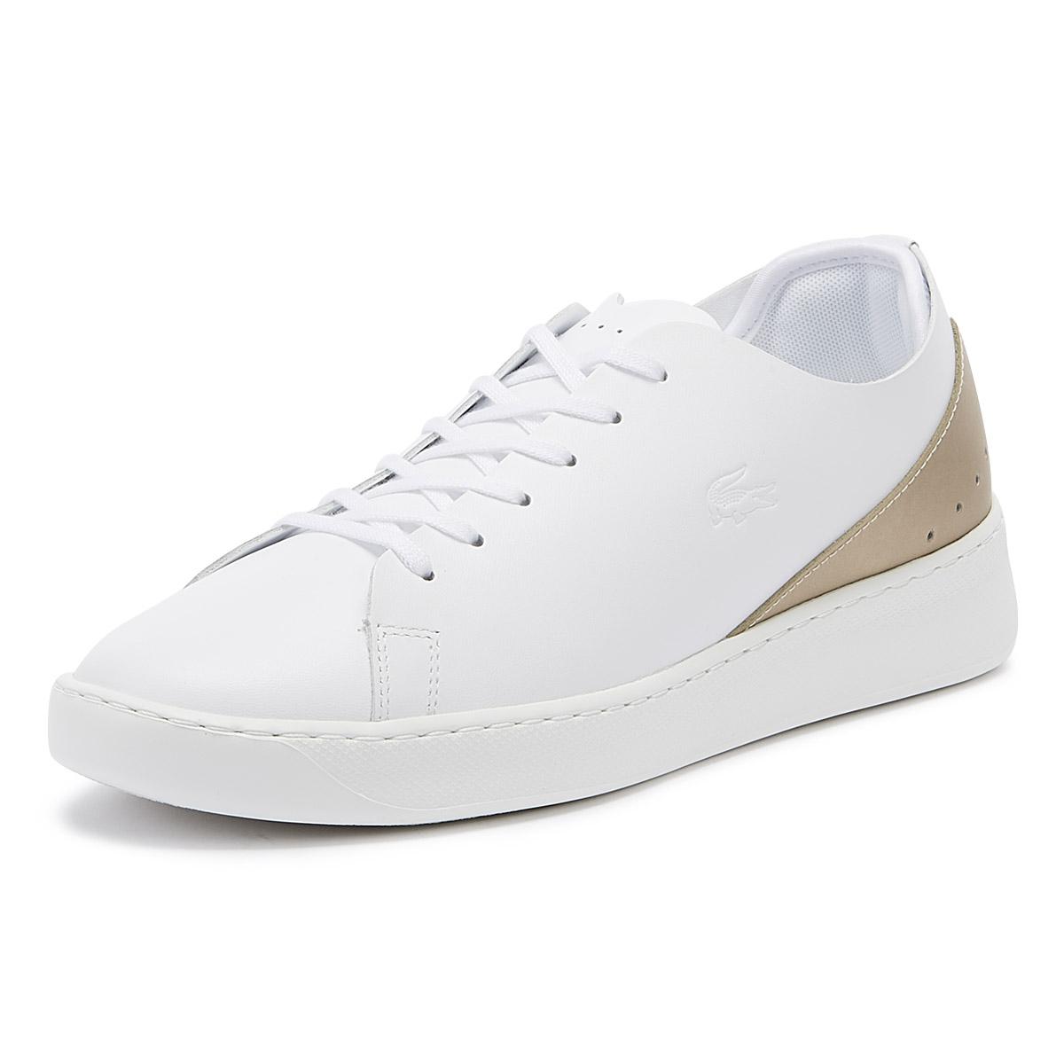 Lacoste Eyyla 219 1 Womens White / Gold