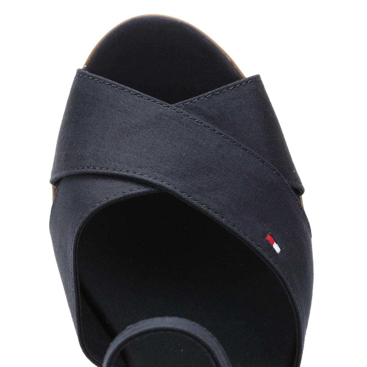 ff5f8a6da Tommy Hilfiger Womens Wedge Sandals