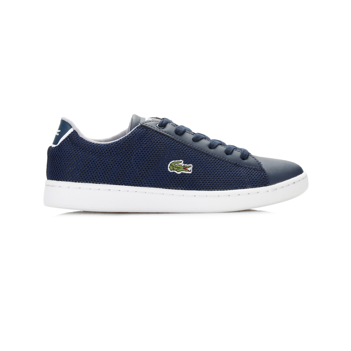 Lacoste-Unisex-Juniors-Navy-Trainers-Carnaby-EVO-117-