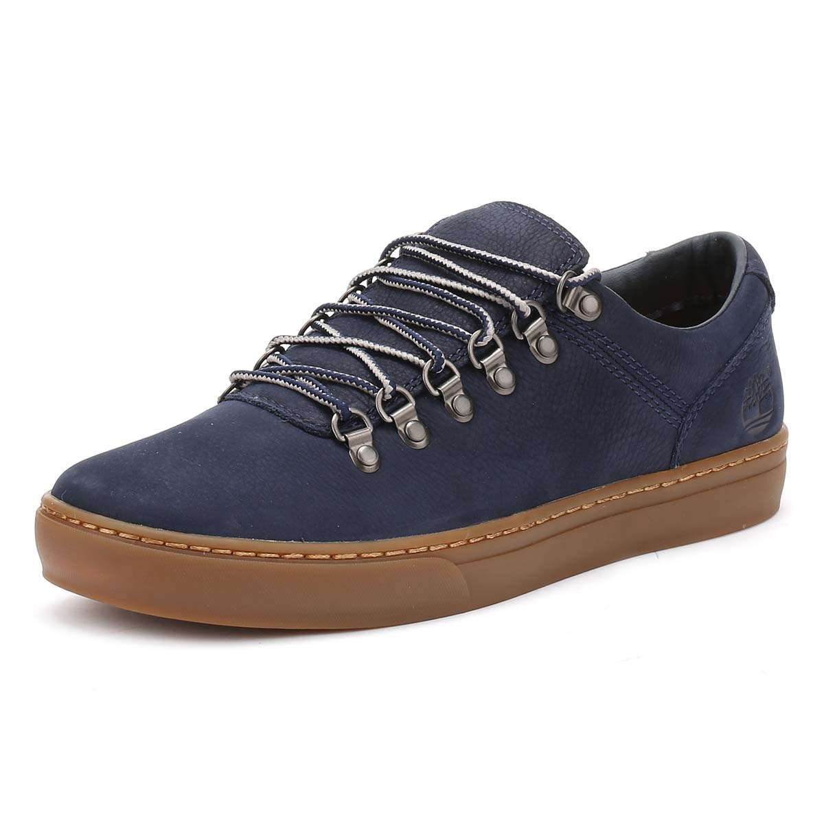 Timberland Mens Blue Trainers, Adventure 2.0 Cupsole ...