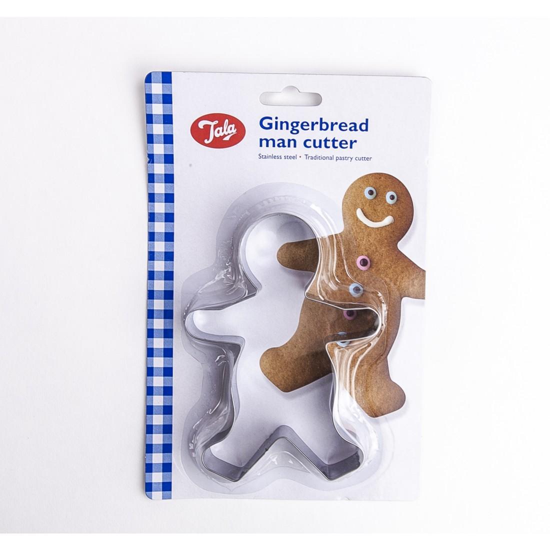 Tala Gingerbread Man Cutter Fondant Sugarcraft Cake Decoration
