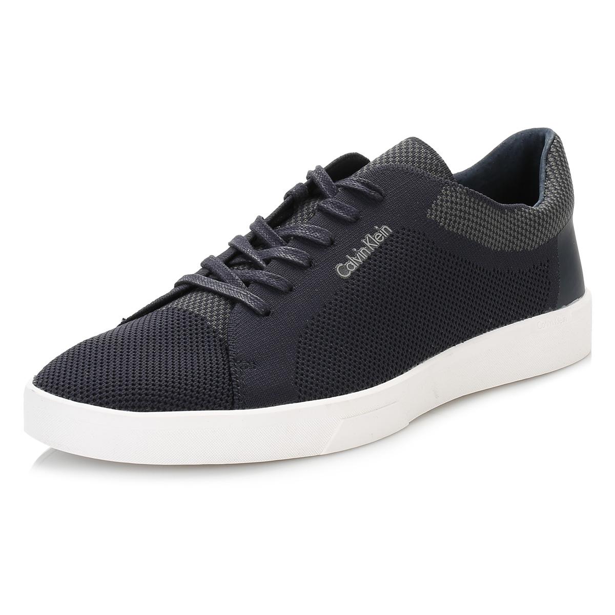 Mens Igor Brushed Ck Emboss Low-Top Sneakers Calvin Klein ktnN4DZE