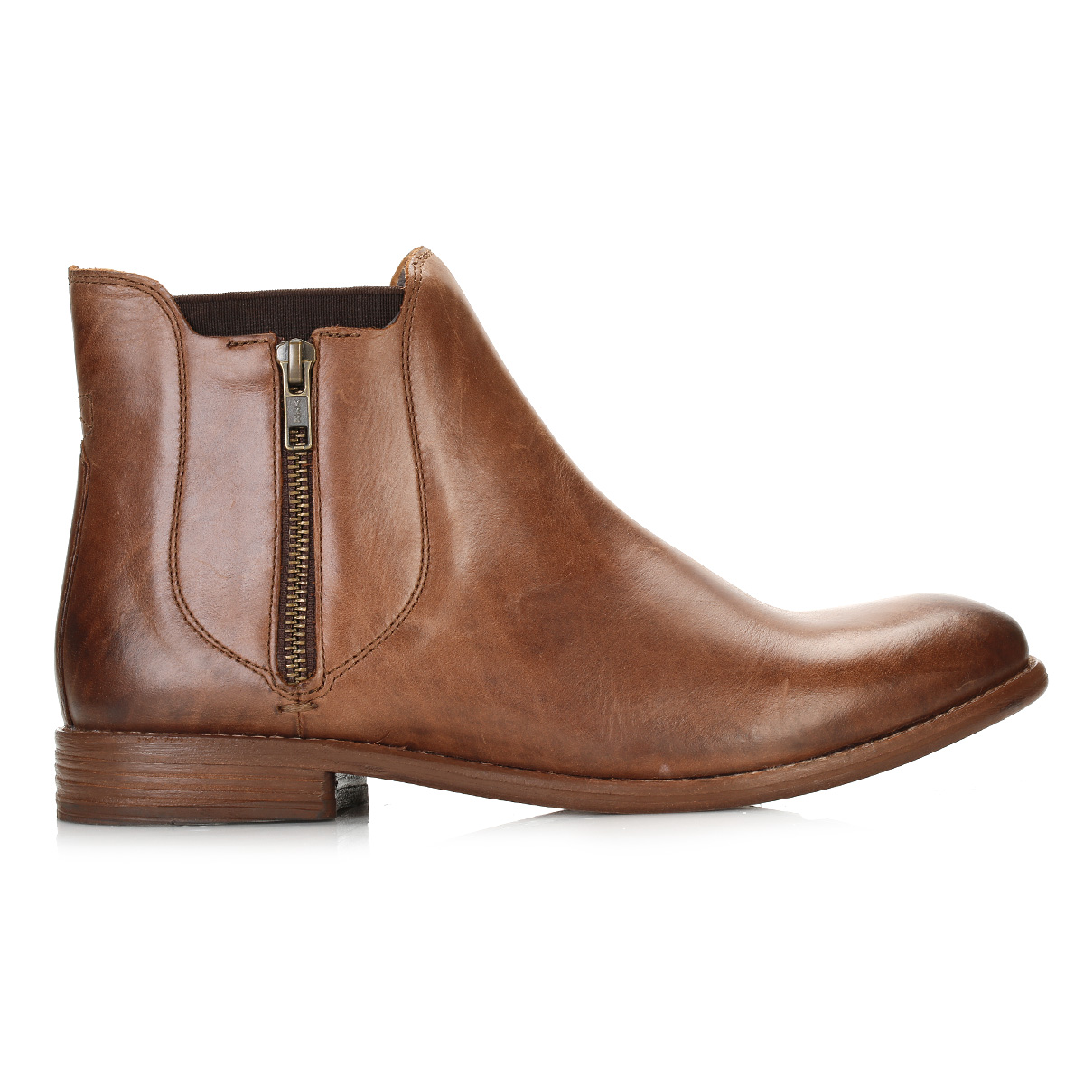 Free shipping BOTH ways on del toro leather zip chelsea boot, from our vast selection of styles. Fast delivery, and 24/7/ real-person service with a smile. Click or call