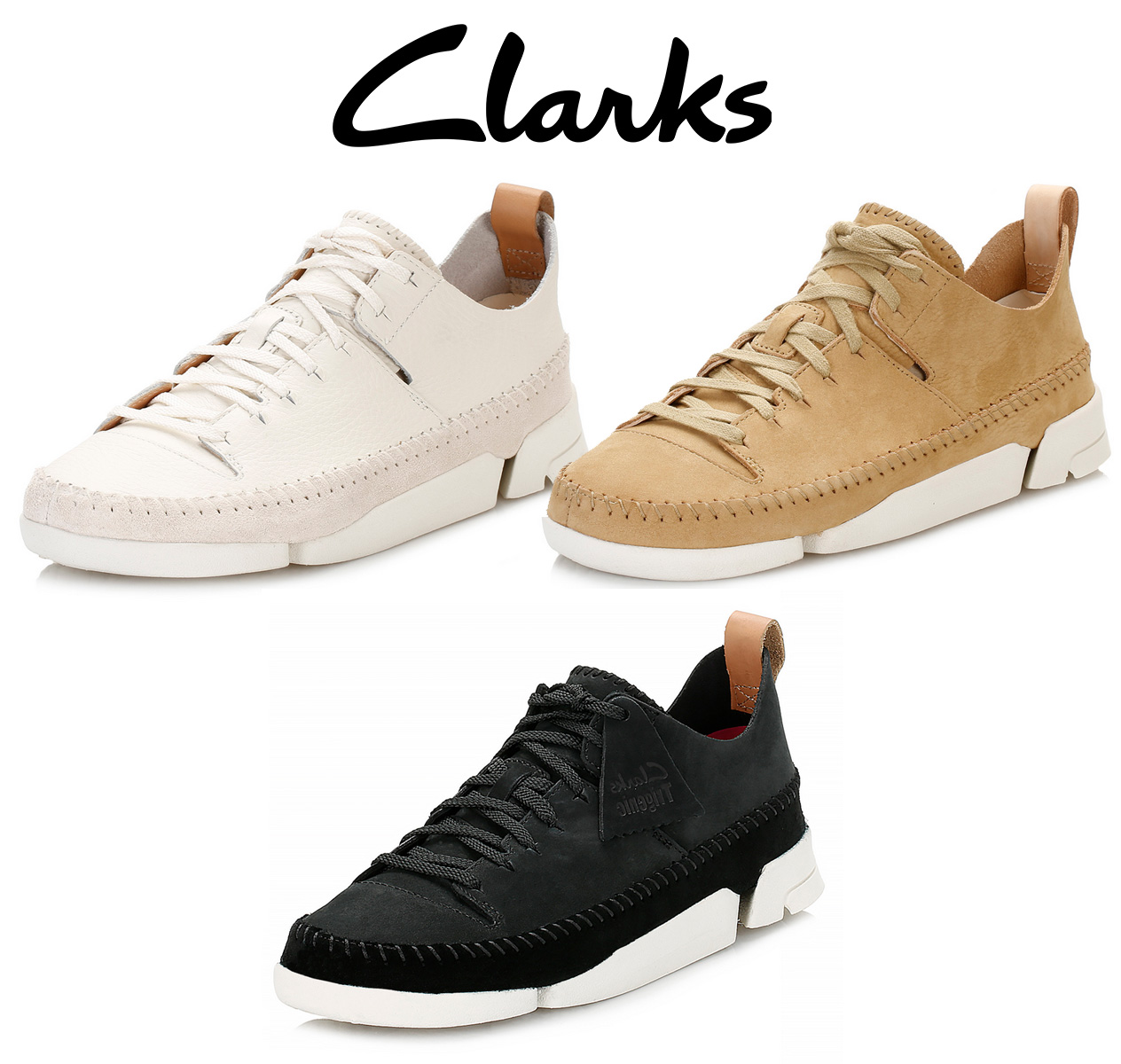 Details about Clarks Womens Trigenic Flex Trainers acee265157
