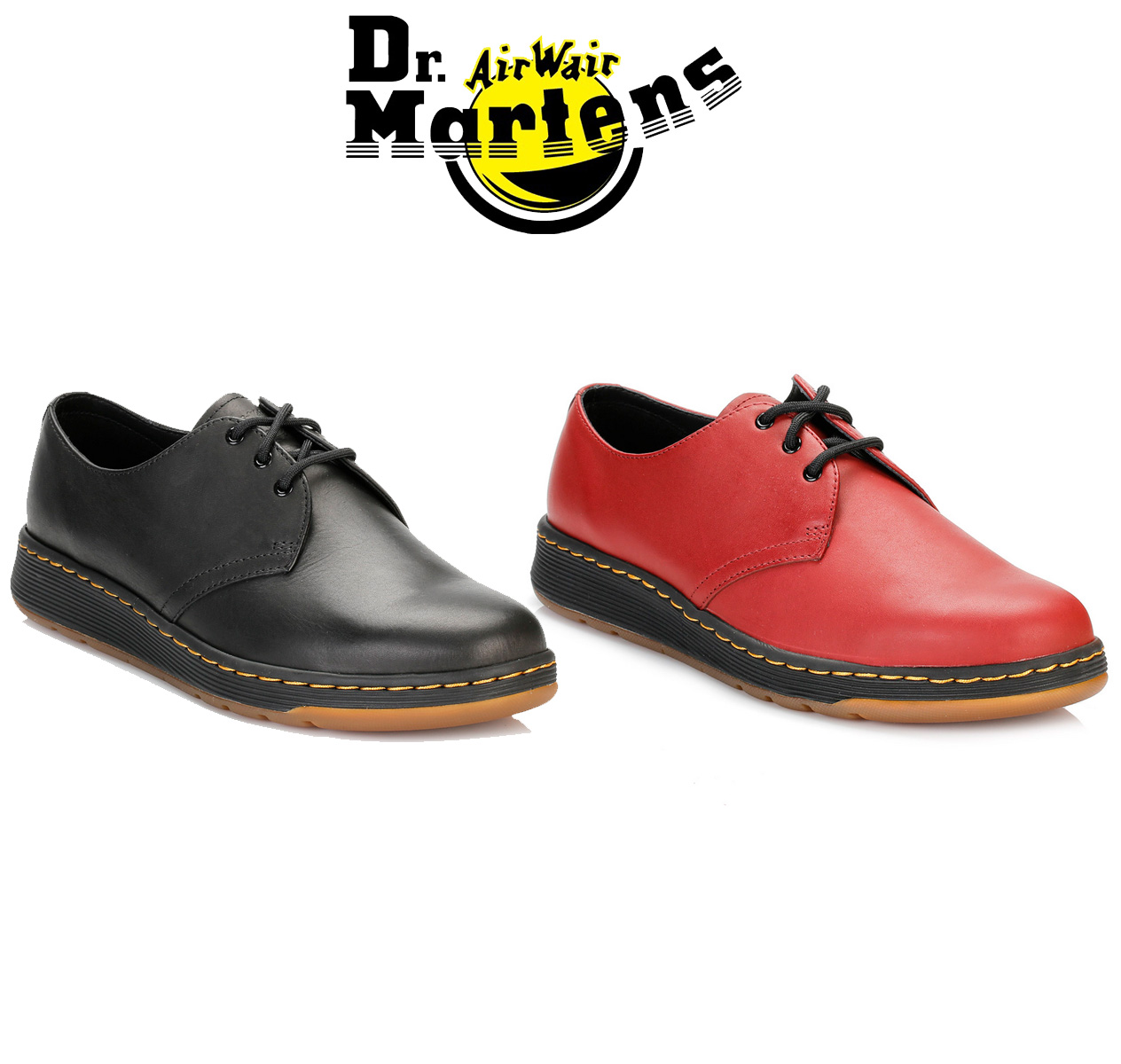 205cc9d41ae ... soft premium leather upper and durable sole that is the hall mark of  all Dr Martens shoes as well as being light weight