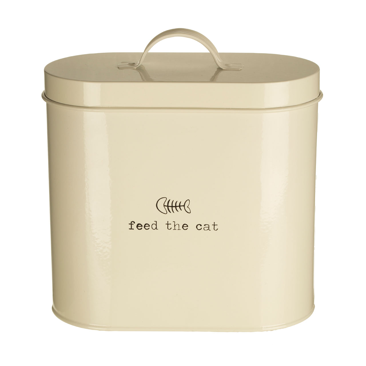 Adore Pets Feed The Cat Food Container Storage Bin u0026 Spoon 2.8 Litre Treats Can  sc 1 st  eBay & Adore Pets Feed The Cat Food Container Storage Bin u0026 Spoon 2.8 Litre ...