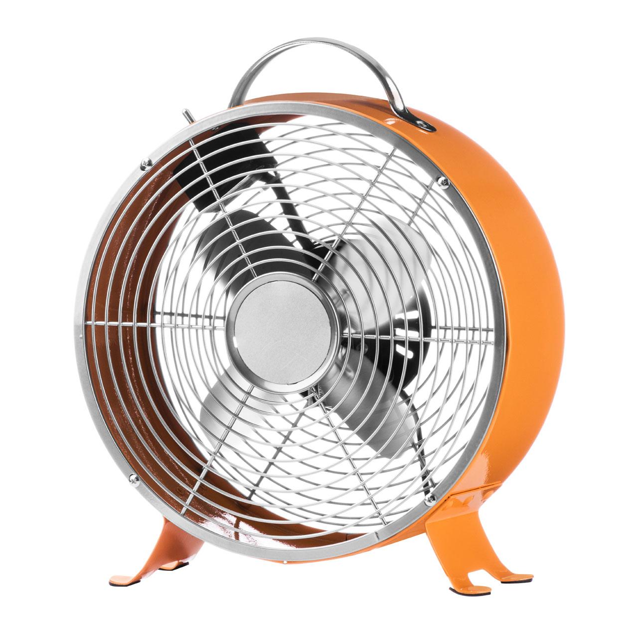 Kipas angin meja f 15da maspion. Source · Orange Retro Design Desk Fan 2 Sds Non Slip Feet Handle On