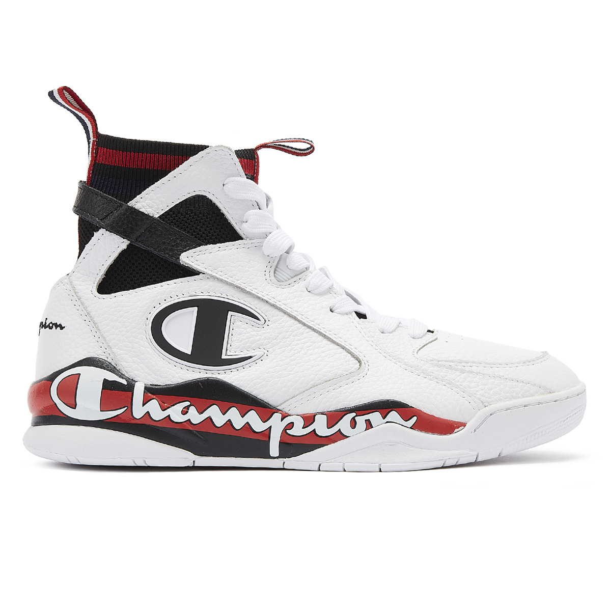 champion zone 93 high leather