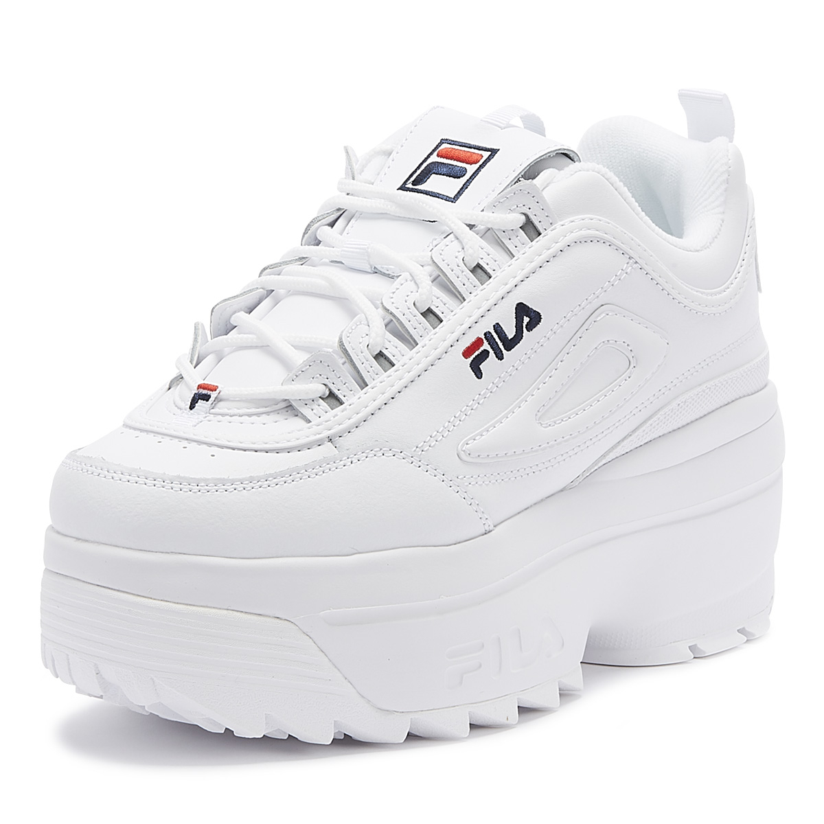fila trainers for ladies