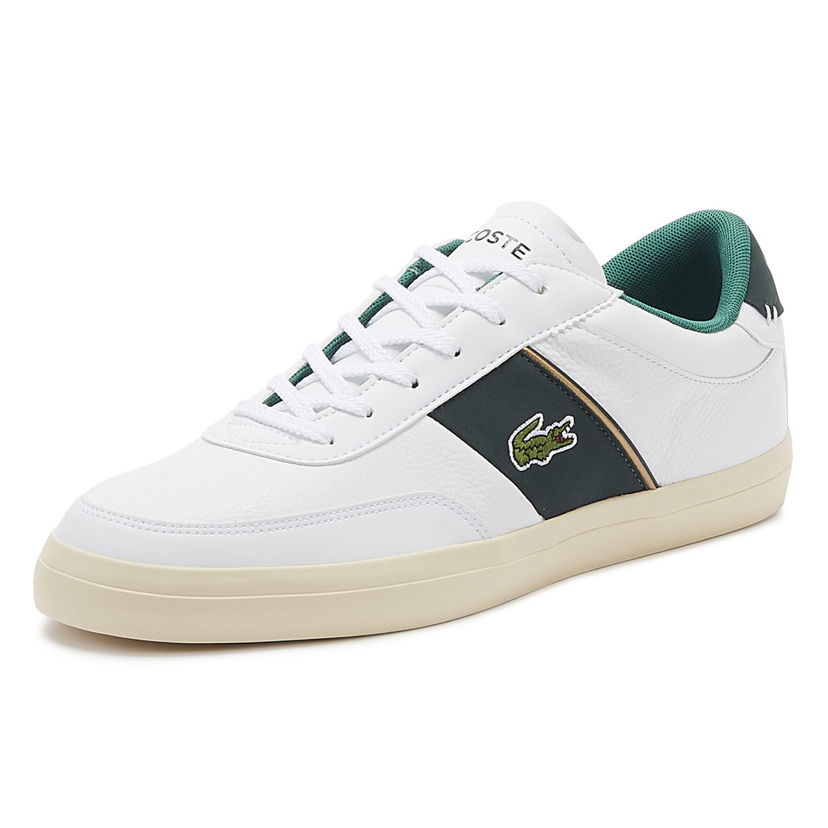Dark Green Trainers Sport Casual Shoes