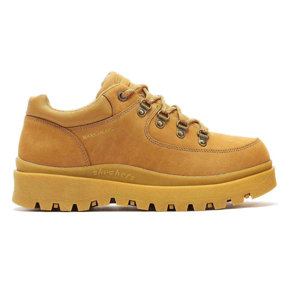 Détails sur Skechers défient Cool Femme Blé Jaune Baskets Femmes Chaussures De Loisirs afficher le titre d'origine