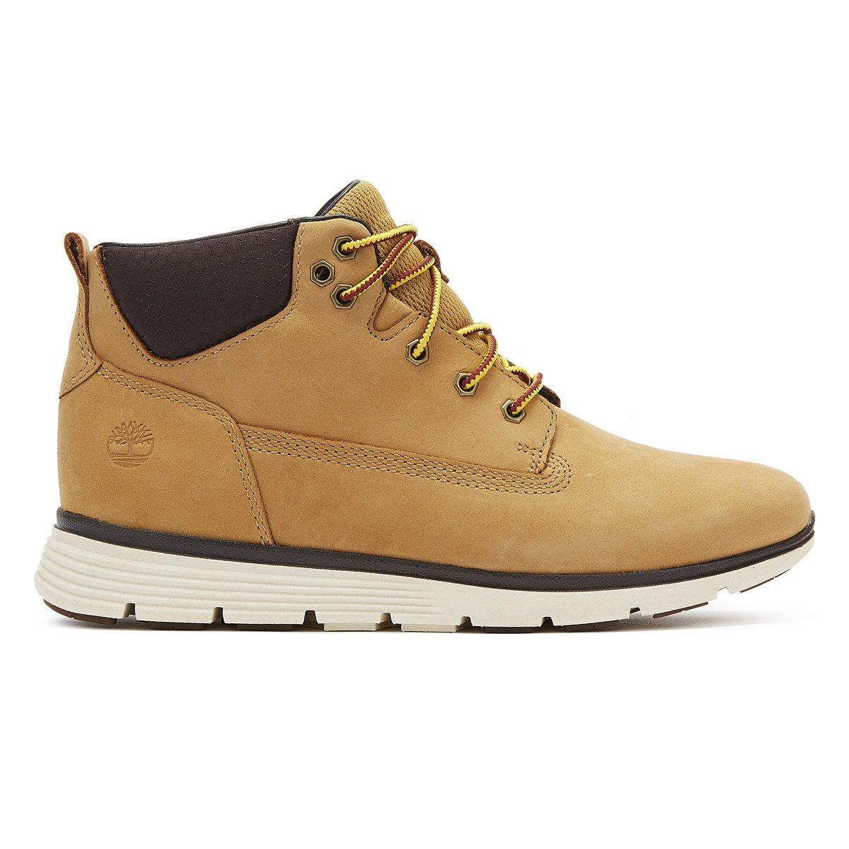 Details about Timberland Killington Junior Chukka Wheat Boots Kids Winter Shoes