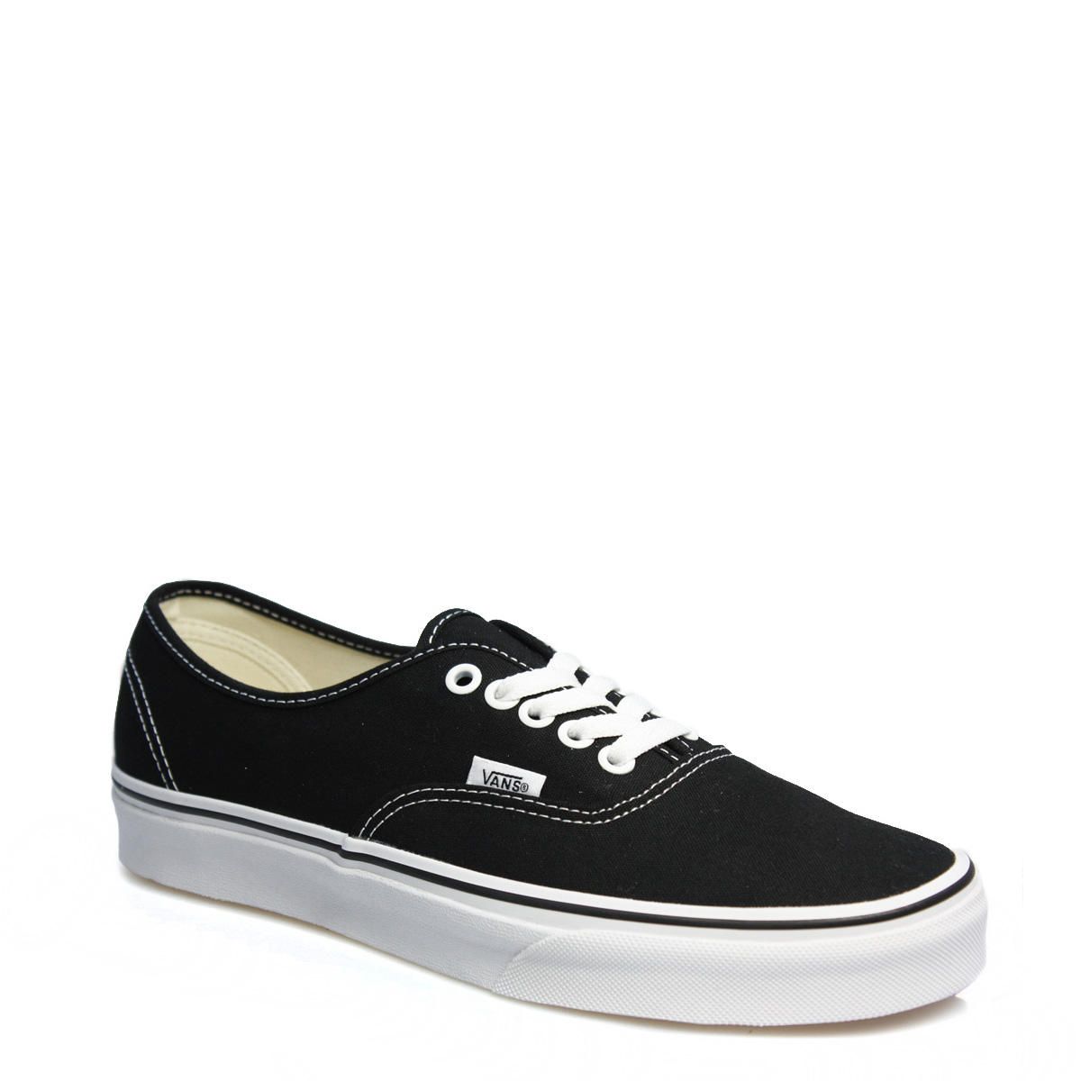 Vans Unisex Mens Canvas, Damenschuhe Authentic Trainers, schwarz or WEISS, Canvas, Mens Casual Schuhes 85f472