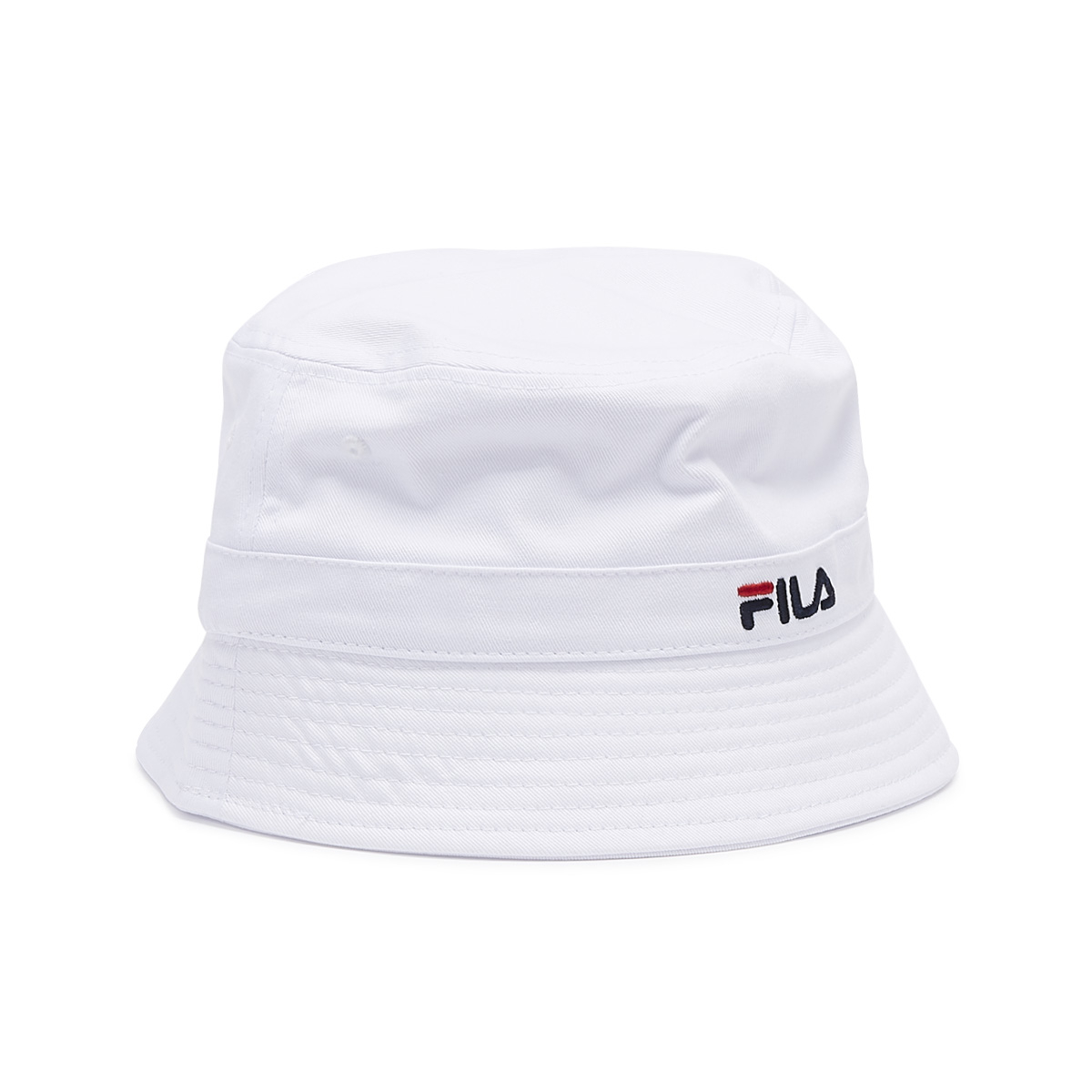 7d8c4a3f Details about Fila Butler White Bucket Hat Cotton Travel Sun Fishing Beach  Summer