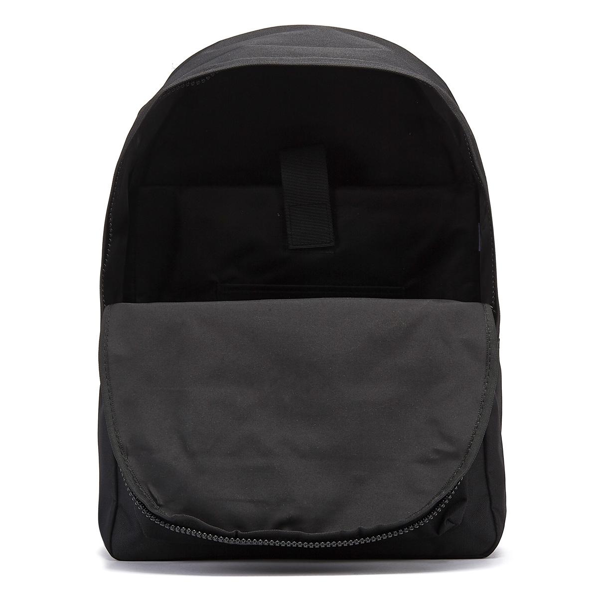 2392d27404 Fila Verdon Black Backpack Unisex Travel School Bag 5057907163272
