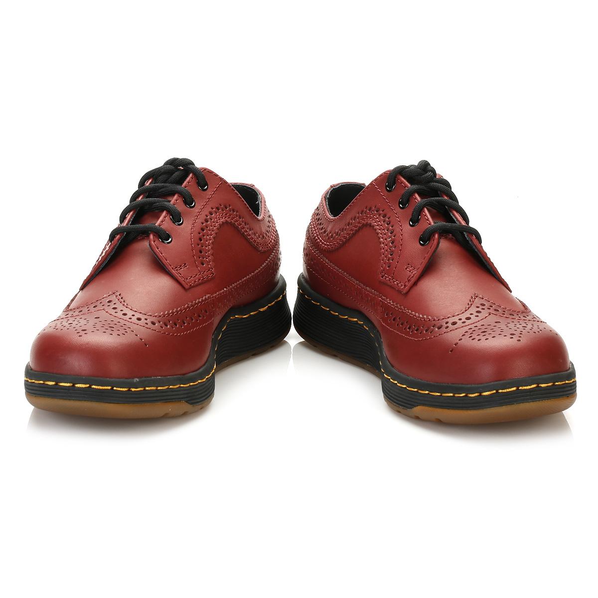 Dr-Martens-Mens-Gabe-Wingtip-Brogue-Shoes-Black-