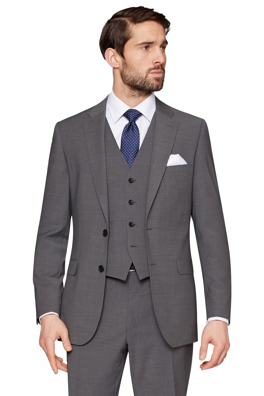 gray separates suit light res slim hi grey fit jacket