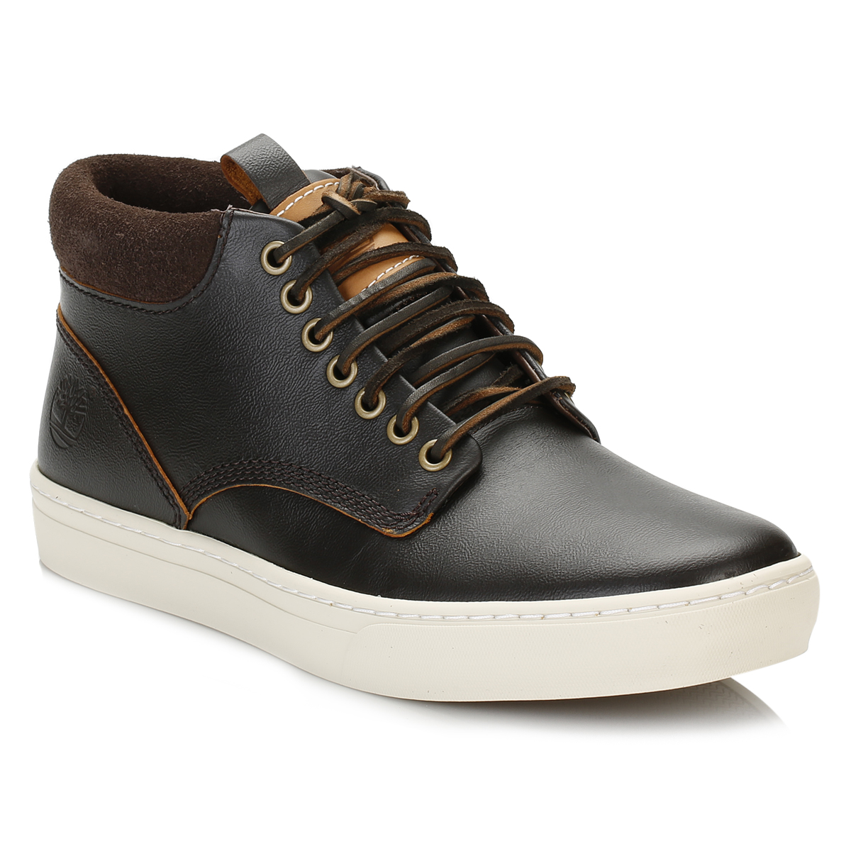 Timberland Chukka Ankle Boots Leather Lace Up Casual Winter High Shoes Mens Shoes
