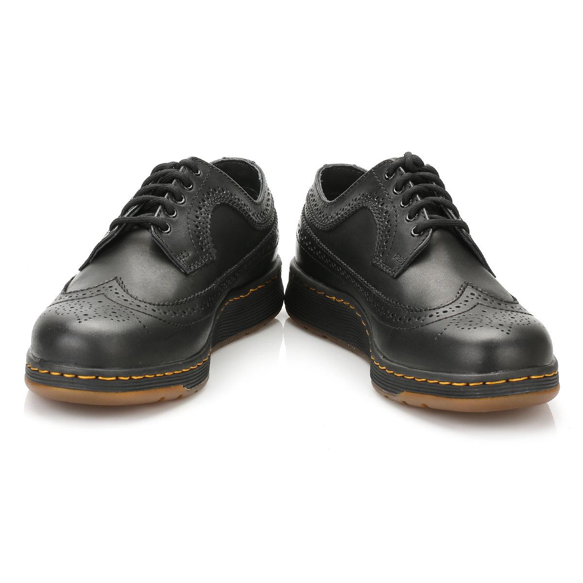 Brogue DrMartens Gabe ZapatosNegro O Título Hombre Wingtip Acerca Detalles RojoCueroCon Original Para Mostrar De CordonesDocs H9eWEDY2I