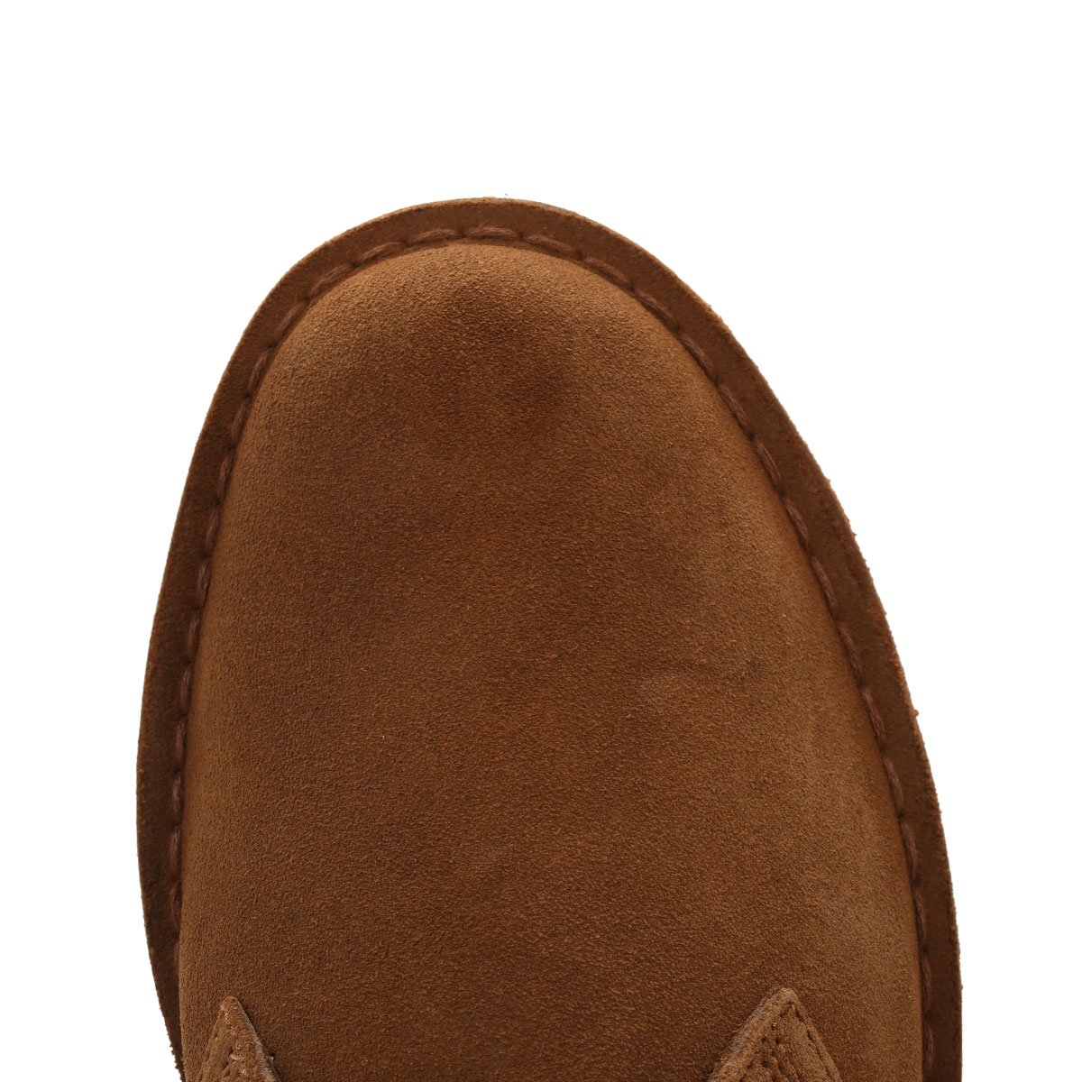 Clarks Hombre Cola Desert botas Lace Lace Lace Up Dark Marrón Suede Casual Ankle Zapatos dbfb04